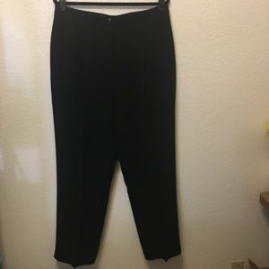 Casual Corner Black Collectible Dress Slacks 16